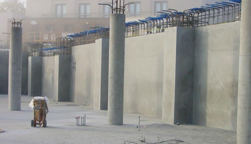 Shear Walls Shotcrete Structures Inc